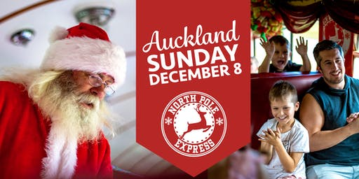 North Pole Express Auckland - Sunday 8 December, 2019