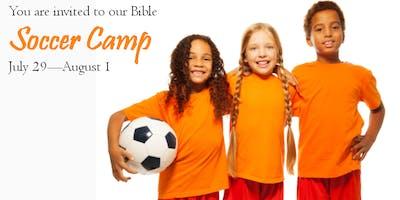 Soccer Camp 2019