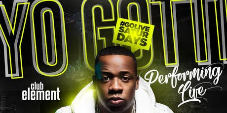 YO GOTTI LIVE IN CONCERT tickets
