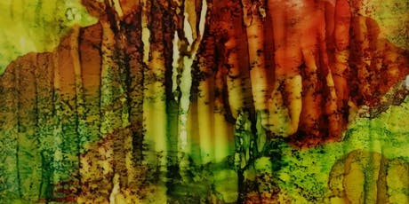 Alcohol Inks Workshops in July tickets