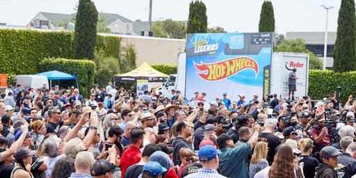 Hot Wheels Legend Tour Coming to a North Canton Walmart Parking Lot