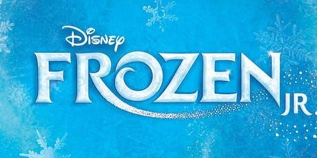 Frozen Jr Matinee  tickets