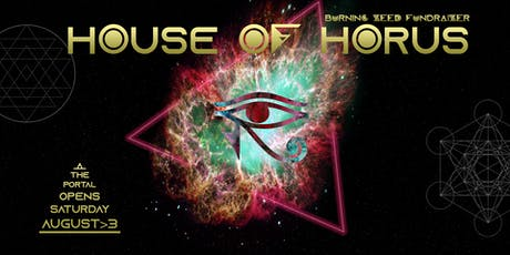 House of Horus - Ascension detention  tickets