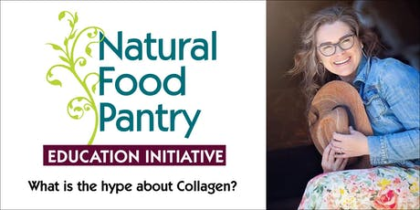 What is the hype about Collagen? tickets