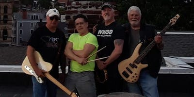 Cycling with the Boston Pub Rockers
