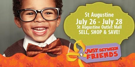 Just Between Friends-St Augustine Back-to-School Sale tickets