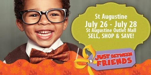 Just Between Friends-St Augustine Back-to-School Sale