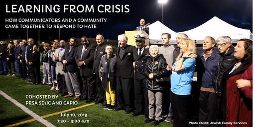 Learning from Crisis: How Communicators and a Community Came Together to Respond to Hate