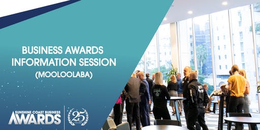 Business Awards Information Session [Mooloolaba]