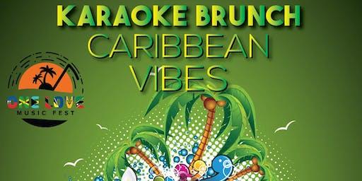 Karaoke Brunch: Caribbean Vibes