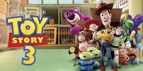 SCHOOL HOLIDAY PROGRAM JULY 2019: Movie - Toy Story 3 tickets