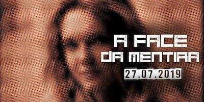 A FACE DA MENTIRA [RS]  Linguagem Corporal da Enganação - Workshop