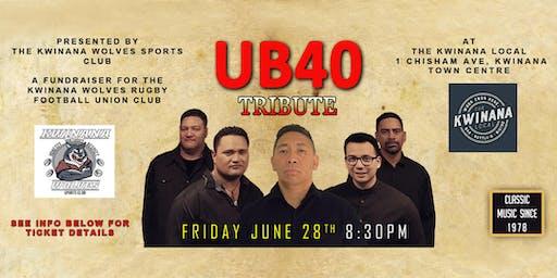 UB40 Tribute - KWINANA