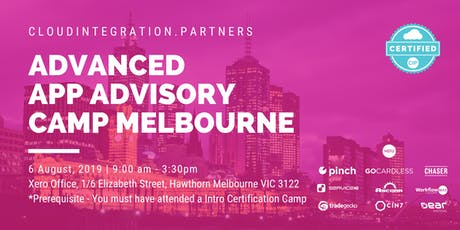 Advanced Melbourne CI Partners 2019 App Advisory Certification Camp tickets