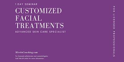 Customized Facial Treatments
