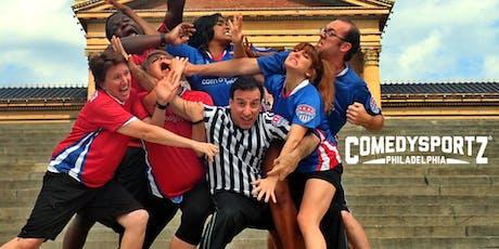 ComedySportz Minor League Matinee (Improv Comedy) tickets