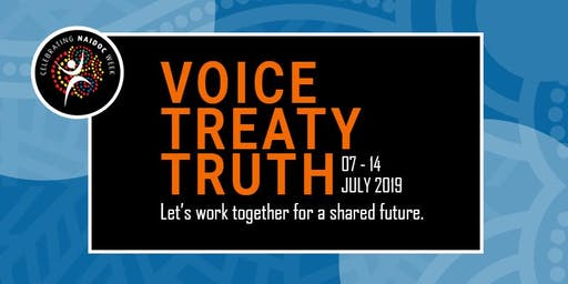 The City presents: NAIDOC Week: Voice Treaty Truth