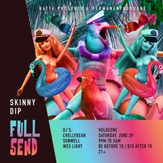 Full Send: Skinny Dip tickets