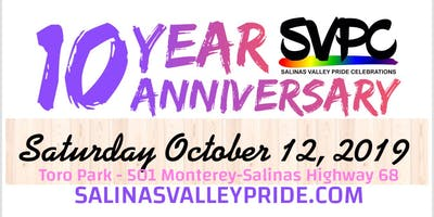 10th Annual Salinas Valley Pride