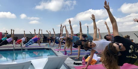 Barre3 Summer Solstice Rooftop class with Sound Off Colorado tickets