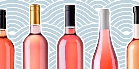 Rosé Wine Tasting tickets