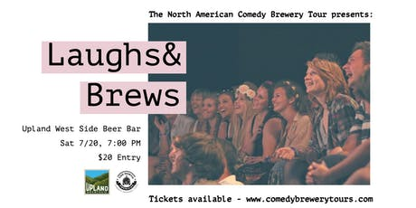 The North American Comedy Brewery Tour at Upland West Side Beer Bar tickets