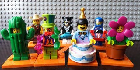 Busselton Library LEGO CLUB! tickets