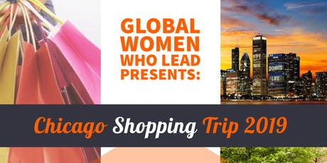 Chicago Shopping Trip 2019 tickets
