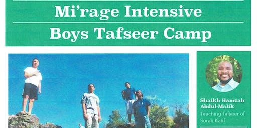Mirage  Academy - Yarrow Mamout Summer Leadership Camp