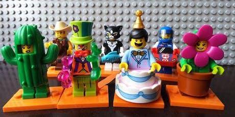 Dunsborough Library LEGO CLUB! tickets