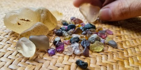 Basic Gemmology & Its Use In The Field tickets