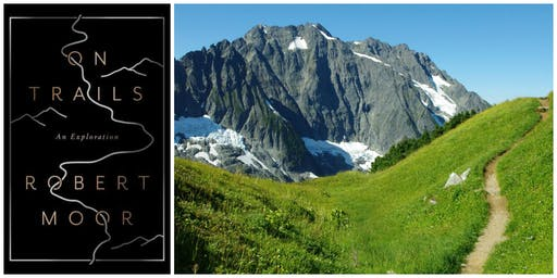 July Book Club - On Trails