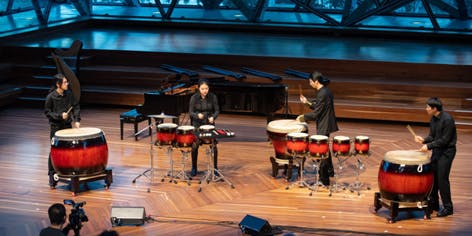 """BHC 2019""""THE SPITITS OF CHINESE DRUM""""ETHNIC PERCUSSION CONCERT"""