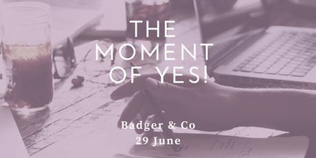 "The Moment of ""Yes!"" Panel: Goal and Intention Setting in CBR tickets"