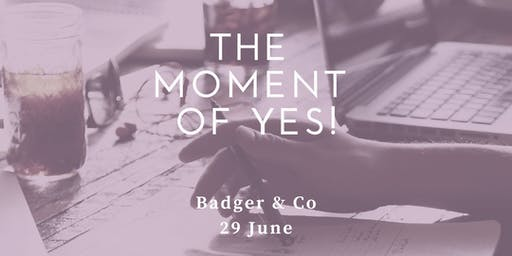 "The Moment of ""Yes!"" Panel: Goal and Intention Setting in CBR"