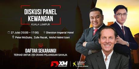 Diskusi Panel Kewangan - Kuala Lumpur tickets