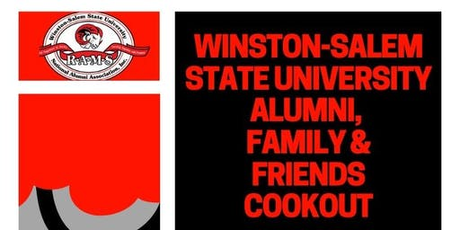 Winston-Salem State University Alumni, Family & Friends Cookout