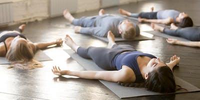 Yoga for Stress - November