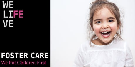 Foster care information session - Maroochydore, QLD tickets