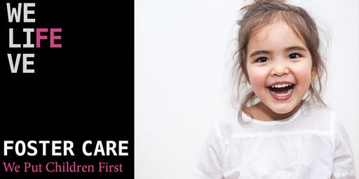 Foster care information session - Maroochydore, QLD