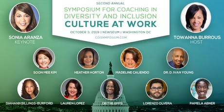 Symposium for Coaching in Diversity and Inclusion: Culture at Work tickets