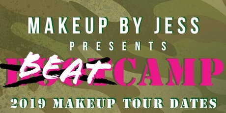 Atlanta MAKEUP BY JESS BEATCAMP 2019 MAKEUP TOUR tickets