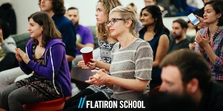 Flatiron School One Year Anniversary: Open House | Houston tickets