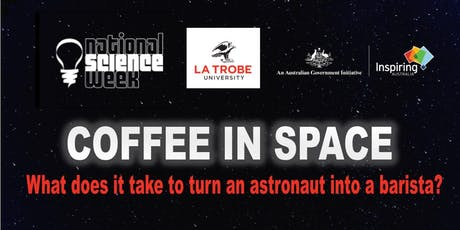 COFFEE IN SPACE  tickets
