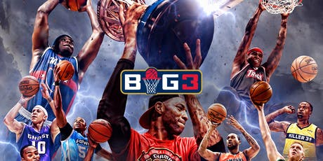 BIG3 tournament New Orleans Watch Party tickets