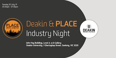 Deakin & PLACE Industry Networking Expo