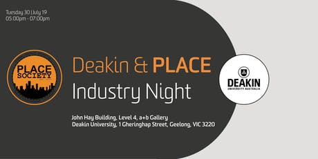 Deakin & PLACE Industry Networking Expo tickets