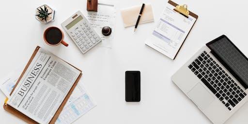 Networking Mixer: Starting a Business & Understanding Fundraising