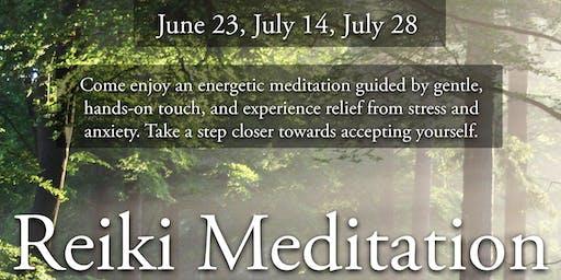 Reiki Meditation Workshop with Minhdzuy Khorami