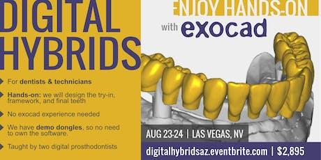 Digital Hybrids - Las Vegas tickets